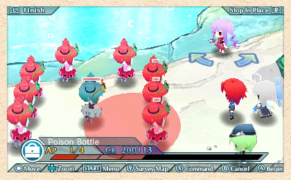 Lord of Magna: Itinerary Screenshot 6B
